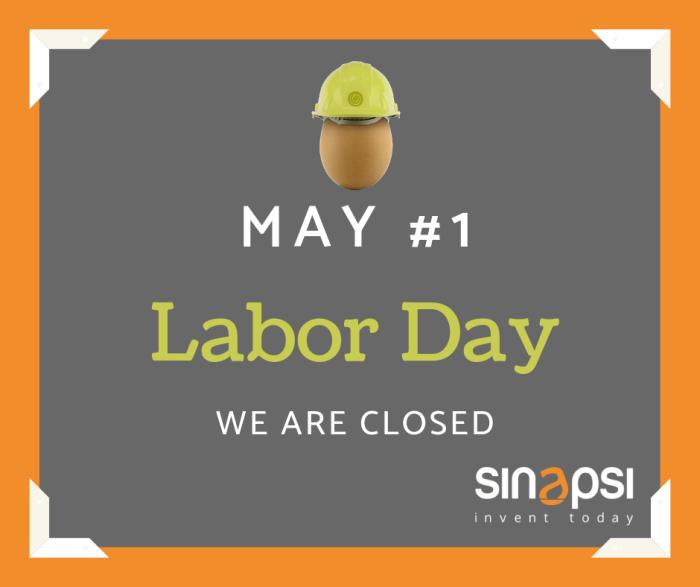 May 1 Labor Day Equobox